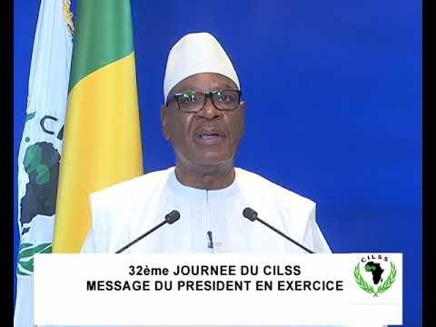 Discours du Président en exercice du CILSS 32ème journee CILSS