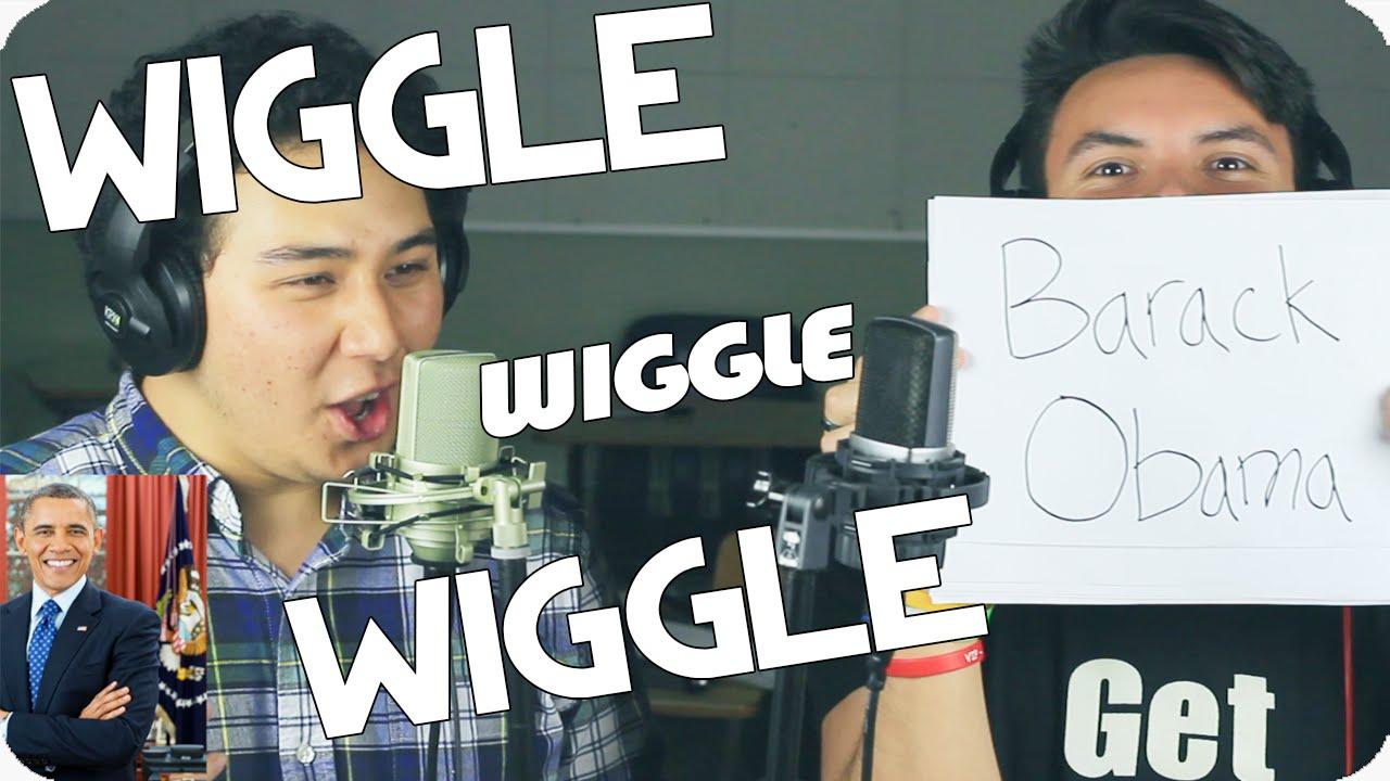 Wiggle Jason Derulo Improv Impersonation Challenge Cover Live One Take Ft Snoop Dogg