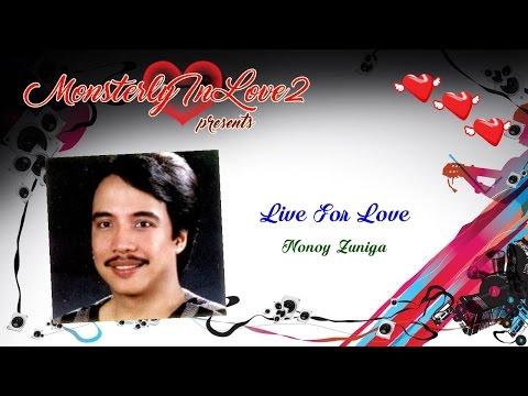 Nonoy Zuñiga - Live For Love (1979)