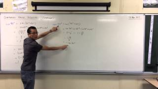 Compound Angle Identities (4 of 4: Example Questions)