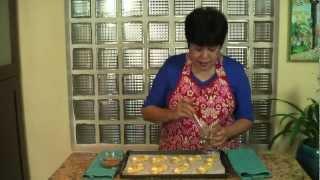 Cuban Pastelitos de Queso-Cheese Pastry