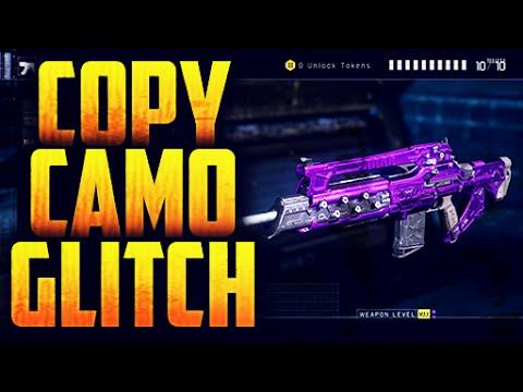 BO3: How To Copy Any Camo Glitch (NEW METHOD) - Black Ops 3 Copy Camo Glitch (UPDATED)