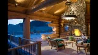 Family Log Cabin Homes - Pioneer Log Homes Of Bc