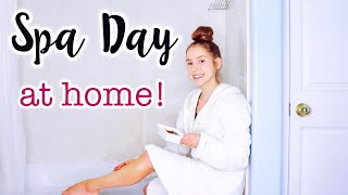 DIY Spa Day! Relaxing Pamper Routine at Home