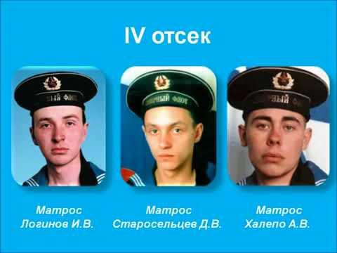 Памяти АПЛ Курск