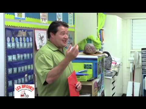 Lex Brodies Thank You Very Much Award - Kaneohe Elementary School - Tiny TV
