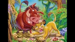 Hakuna Matata rare instrumental version by Elton John
