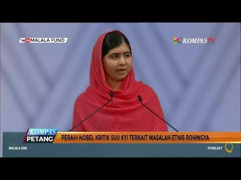 Biarkan Pembunuhan pada Rohingya, Suu Kyi Dikritik