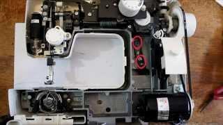 видео Сборка Промышленной Швейной Машины - инструкция, характеристика, ремонт, запчасти