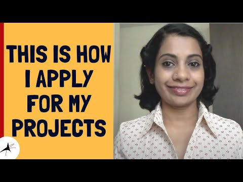How I Apply For Fashion Freelance Projects #3   Arpitharai