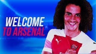 Mattéo Guendouzi - Welcome to Arsenal - Insane Skills, Passes, Tackles | 2018 (HD)