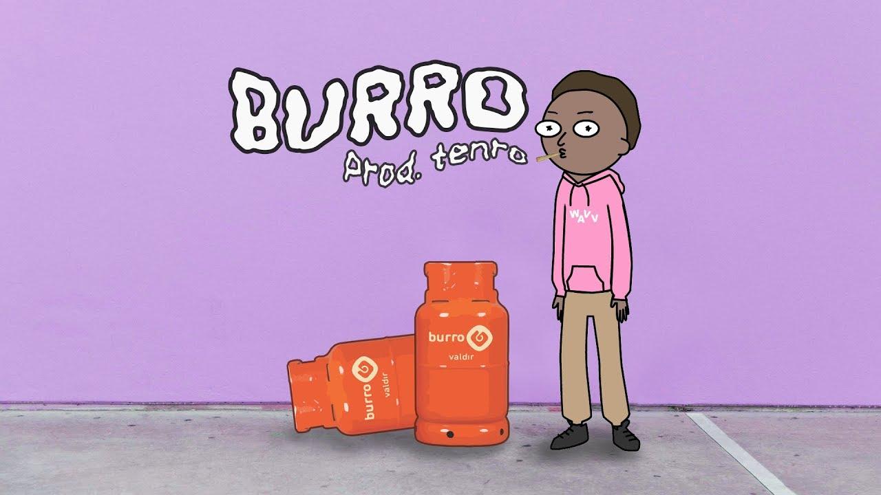 Valdir - BURRO (Audio)