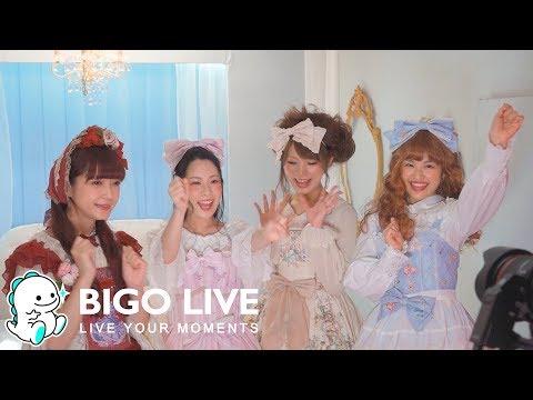【公式】BIGO LIVEが中国No.1ロリータ少女雑誌