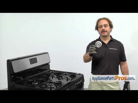 How To: Frigidaire/Electrolux Stove Top Burner 316212400