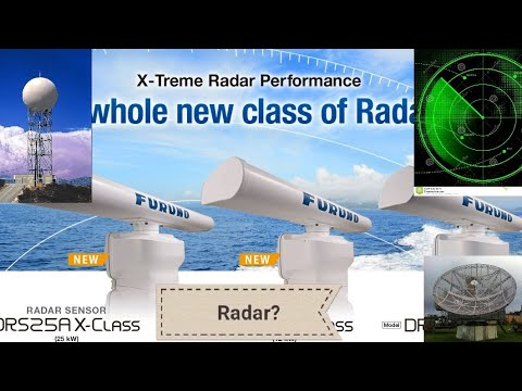 Radar...How Radar Works? Radioactive & Microwaves?...(Hindi)