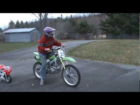 Gio x35 250cc Dirt Bike