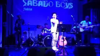 """Me singing """"Kahit Kailan"""" with Jimmy Bondoc, Luke Mejares, Duncan Ramos"""