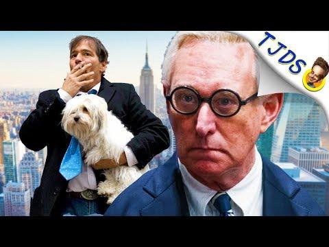 Trump Advisor Threatens Comedian's Dog (Randy Credico Interview)