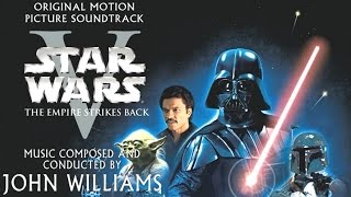 Star Wars Episode V: The Empire Strikes Back (1980) Soundtrack 02 Main Title /The Ice Planet / Hoth