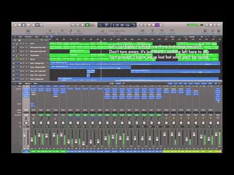 Sia - Soon We'll Be Found Instrumental karaoke Lyrics
