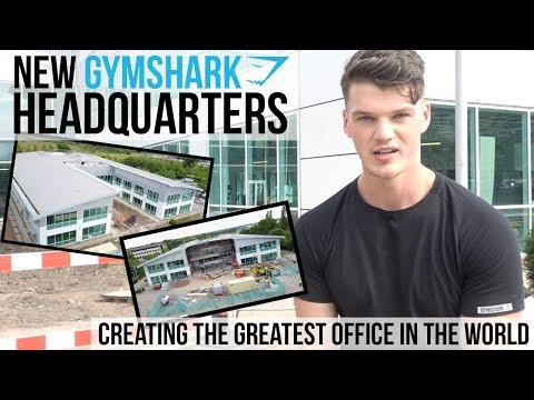 CREATING THE WORLD'S GREATEST OFFICE   The New Gymshark Headquarters - Ep. 1