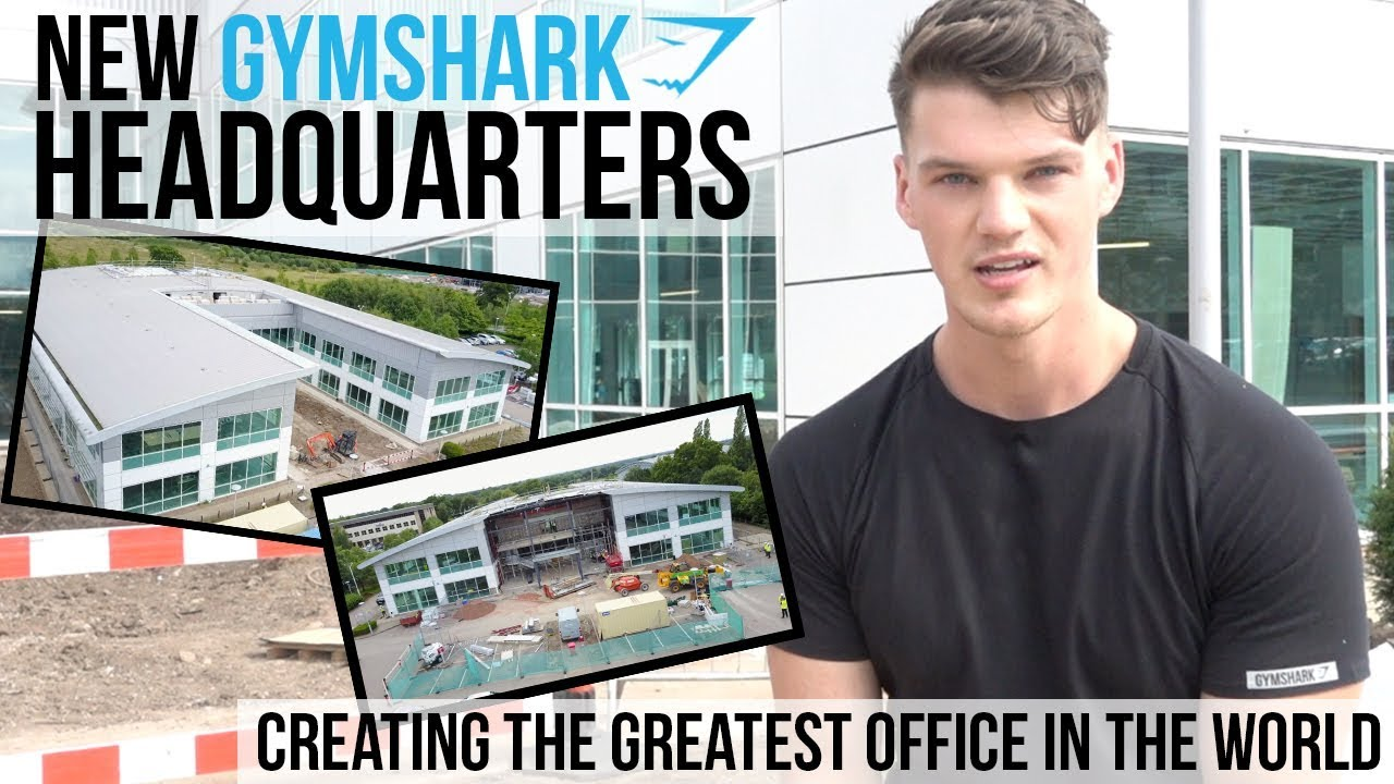 Creating The World S Greatest Office The New Gymshark Headquarters