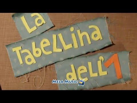 CANTIAMO LA TABELLINA DELL'1 - Il cha cha cha della tabellina