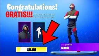 WIN an IKONIK FOR FREE! (CONTEST) FORTNITE ASSURDI CRATES!!