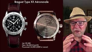 Entry Level Breguet Watches #150