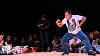 HIP HOP 1on1 Final   Funkin Styles 2011   World Team Battle   YAK FILMS