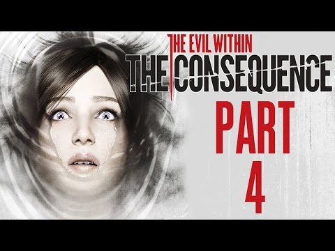 "The Evil Within - The Consequence DLC - Part 4 - [A Ghost Is Born] - ""A Creepy Boss Fight (Ending)"""