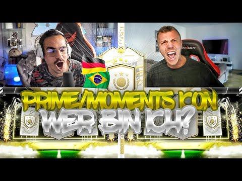 Erné nimmt Stefan komplett HOPPSS 😱🔥 FIFA 21 : Prime / Moments Icon WER BIN ICH?!