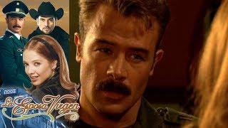 La esposa virgen - Capítulo 9: ¡El capitán Ortiz revela a Virginia sus sentimientos! | Tlnovelas