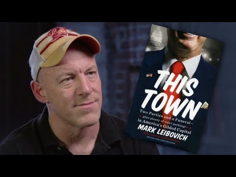 """This Town"" Author Mark Leibovich on Shaming D.C.'s Elite"