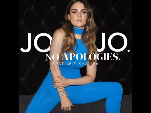 No Apologies (feat. Wiz Khalifa) (Clean Radio Edit) - JoJo