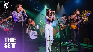 Amy Shark, Thelma Plum & The Teskey Brothers cover Mark Ronson 'Valerie' live on The Set
