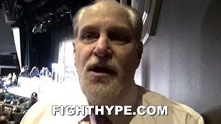 THE REAL AB - PACQUIAO VS. BRONER EPIC ANALYSIS FROM AL BERNSTEIN; REVEALS SHOCKING DETAIL