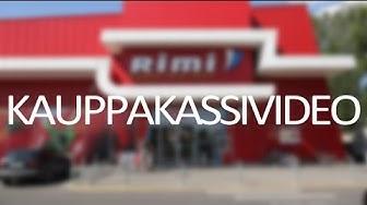 Kauppakassi - Ostokset Rimistä Tallink Span jälkeen