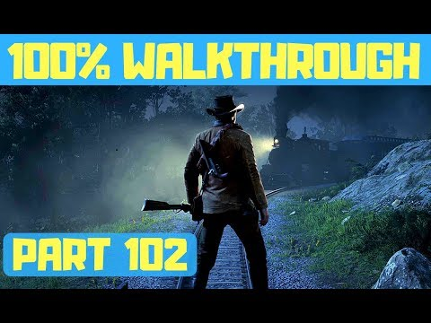 Red Dead Redemption 2 100% Walkthrough Part 102 thumbnail