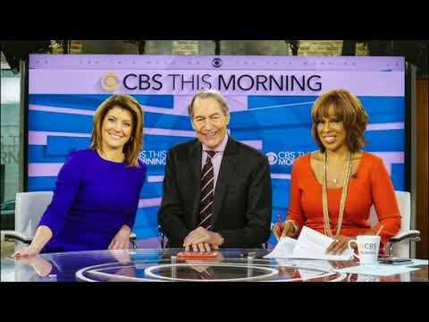 Gayle King talks with Stephen Colbert about Charlie Rose firing | NEWS & Ent