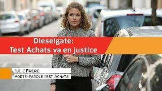 Dieselgate: Test Achats va en justice