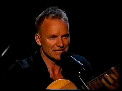 Sting - Until (Live at Oscar 2001)