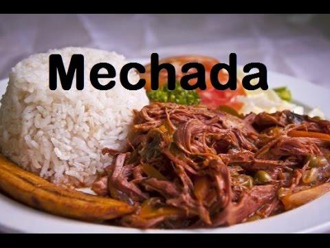 Carne mechada al estilo Venezolano