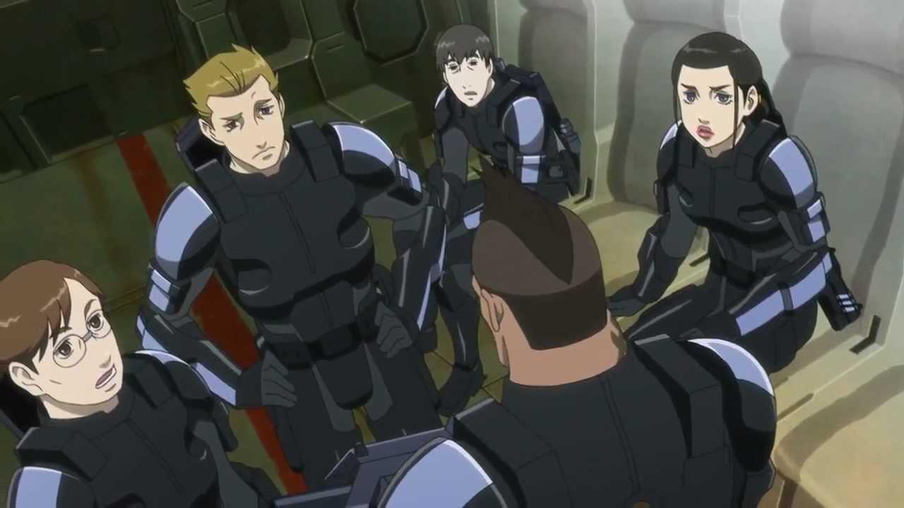 Mass Effect Paragon Lost Movie Trailer Ukrayinskij Dublyazh Youtube