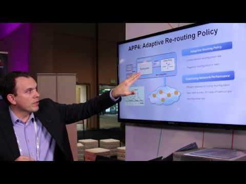 Flow Engine - A Programmable SDN Algorithm Platform