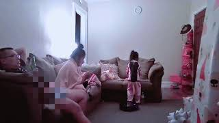 Deebooty (our robotic vacuum) almost killed my child
