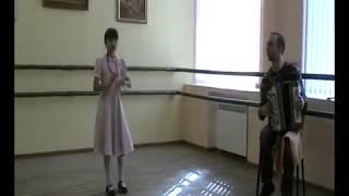 КАК ЗАДУМАЛ МЕЩАНИН русская народная песня. Сольное народное пение ЗАТЕЯ.