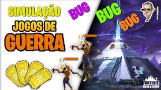 SUPER EASY BUG-war games simulation-Fortnite Save the World