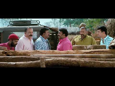Manthrikan Malayalam Movie   Malayalam Movie   Jayaram   Hides Poonam Bajwa in Home   HD