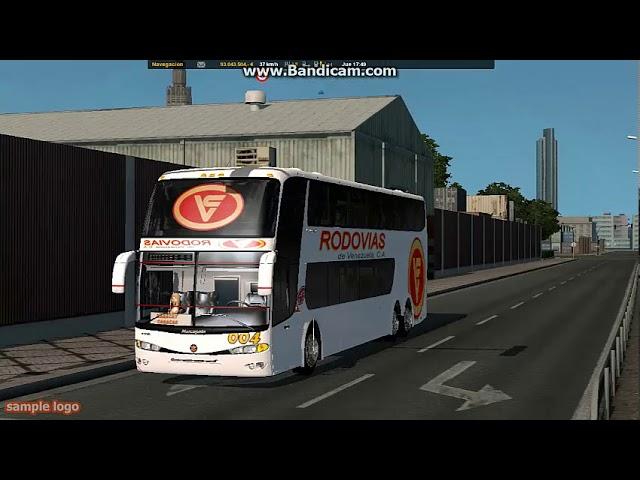 expresos buses para ets2 venezuela activa mpv transveca